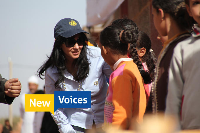 LionsClub New Voices